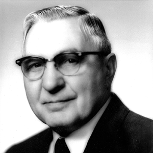 Jules Glant 1954-1955