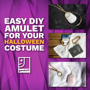 Halloween DIY: Amulet