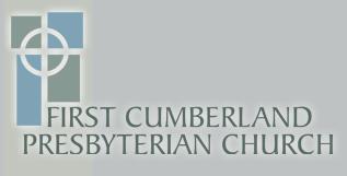 First Cumberland Presbyterian