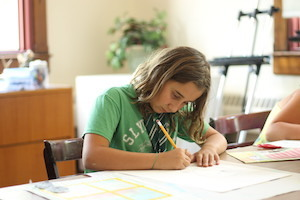 Young Storytellers | Fall 2021 A: Sept. 20-Oct. 11 | Ages 8+