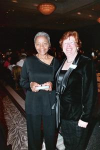 2005 Volunteer of the Year- Ms. Mattie Johnson