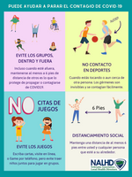 Social Distance (Spanish)