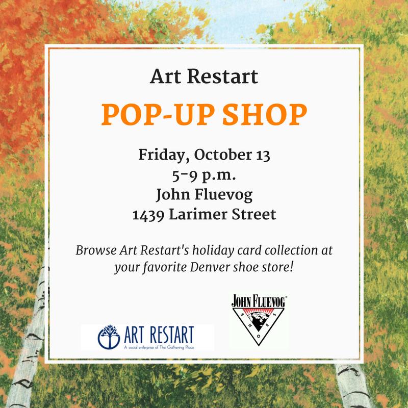 Art Restart Pop-Up Shop
