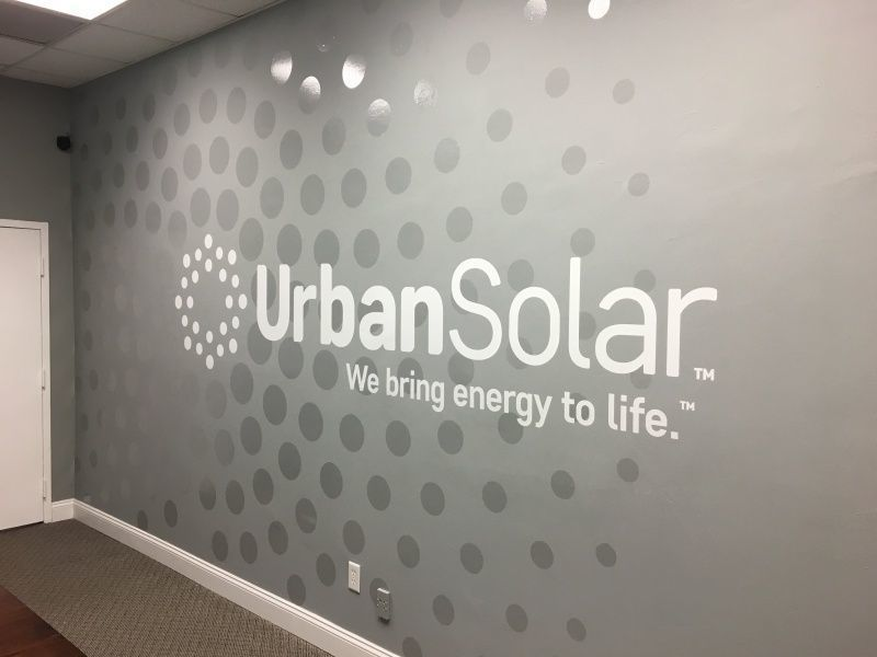 Wall Wraps Graphics Florida Sign Company Sign Partners Melbourne