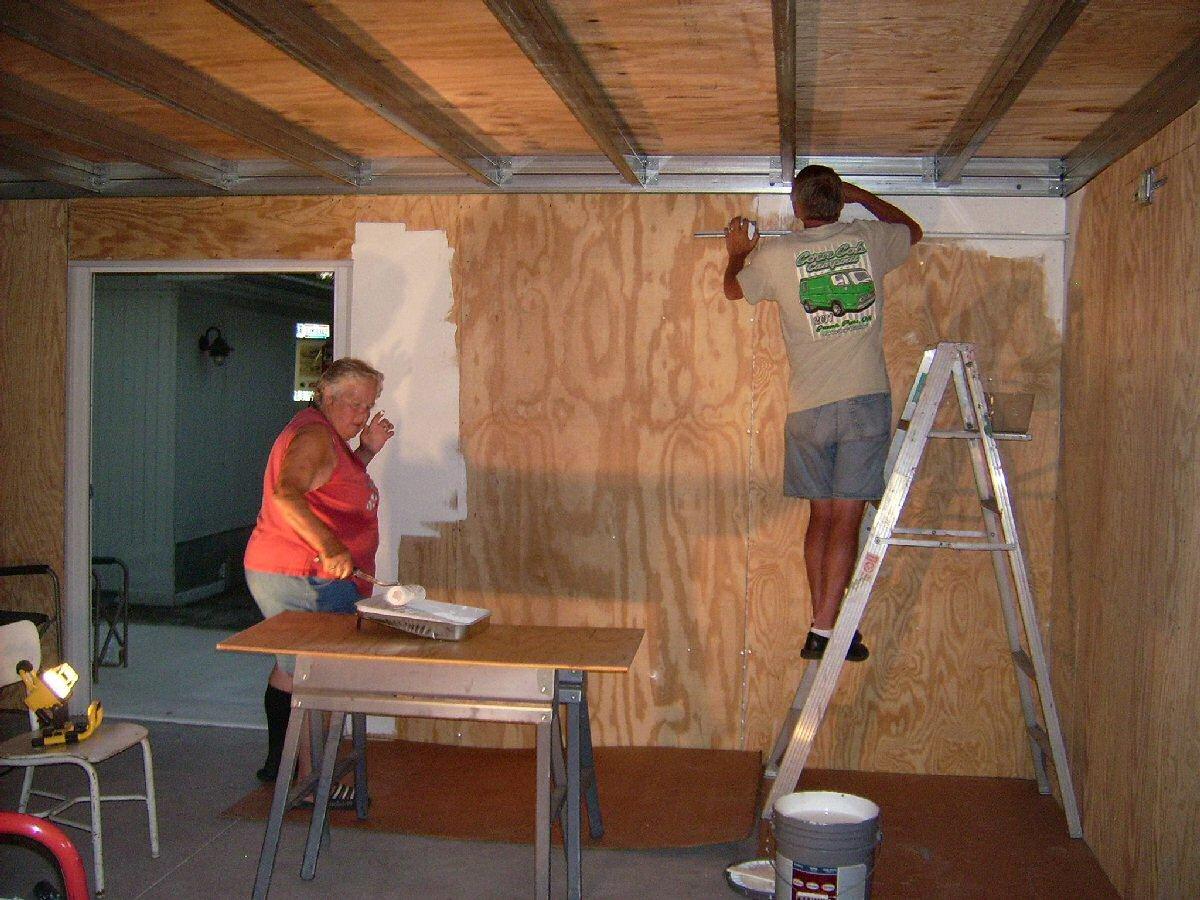 Finishing the Building Interior