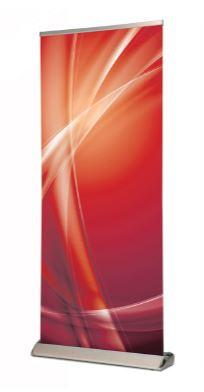 "Premium Full Length Pop Up Banners (33"" x 79"") (Clone)"