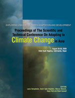 Proceedings of the Scientific and Technical Conference on Adaptation to Climate Change in Asia
