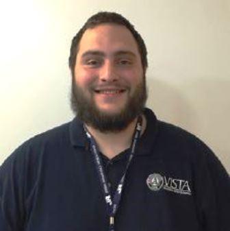 Scott James, AmeriCorps VISTA 2016-17 (JRMC)