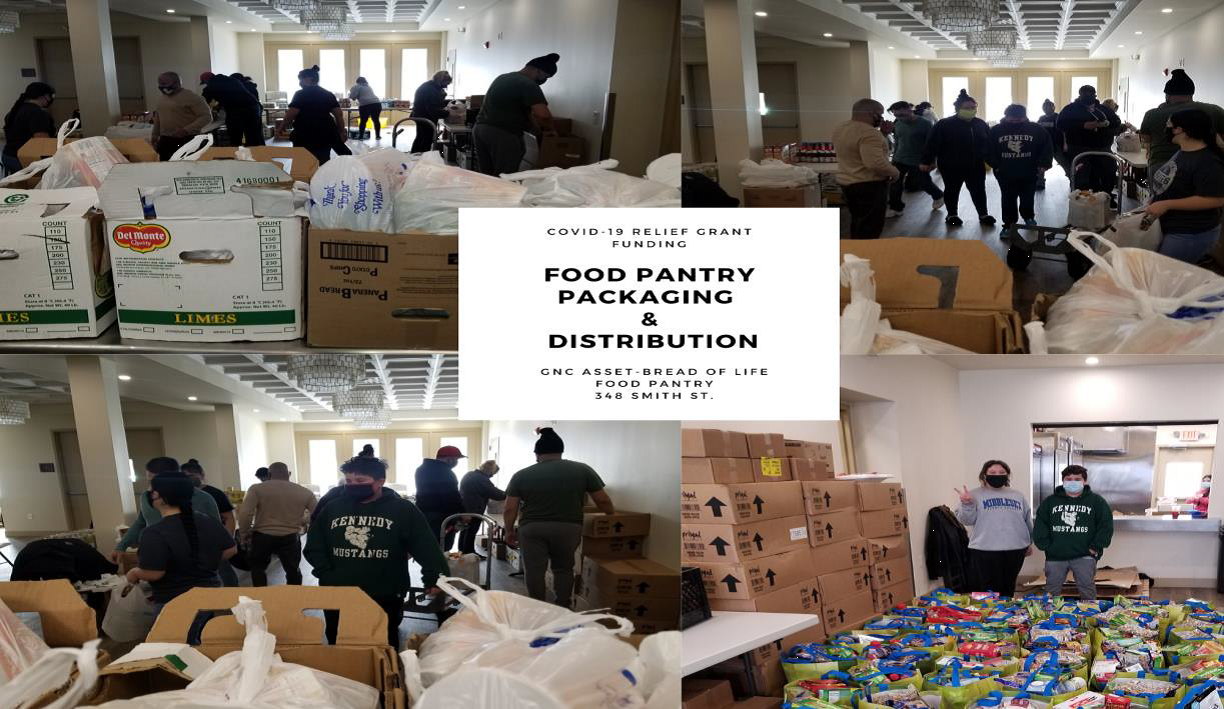 Food Pantry Donation February 2021