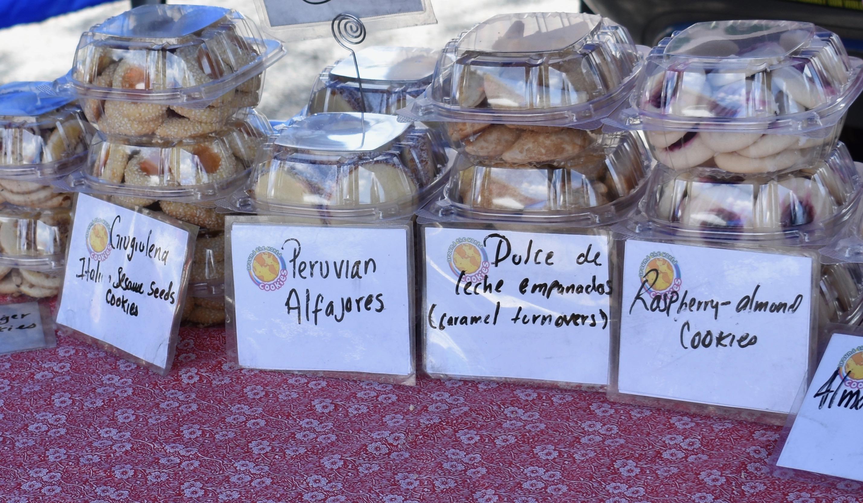 Around the World Cookies