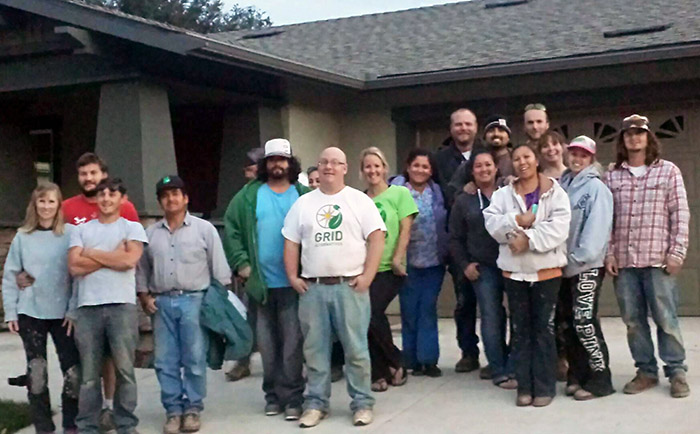 Peoples' Self-Help Housing and USDA to Hand House Keys to 12 Atascadero Families