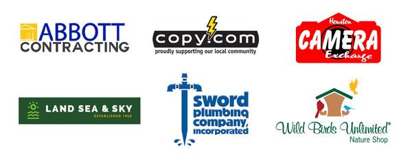 Birdathon Sponsors 2019