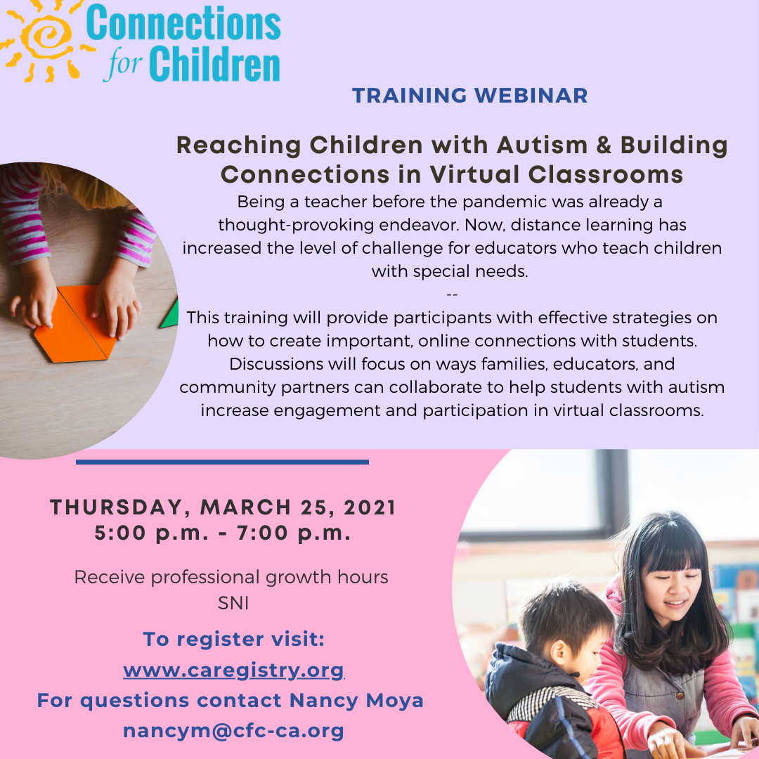 Reaching Kids with Autism & Navigating Socially Distance Classrooms