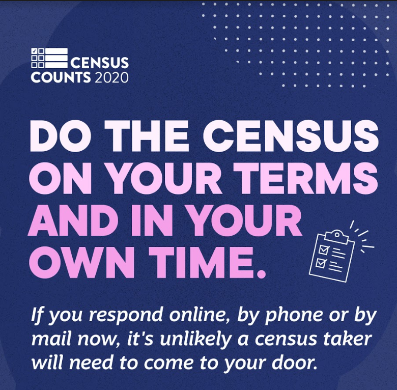 The 2020 Census is Happening Right Now – Shape your Future