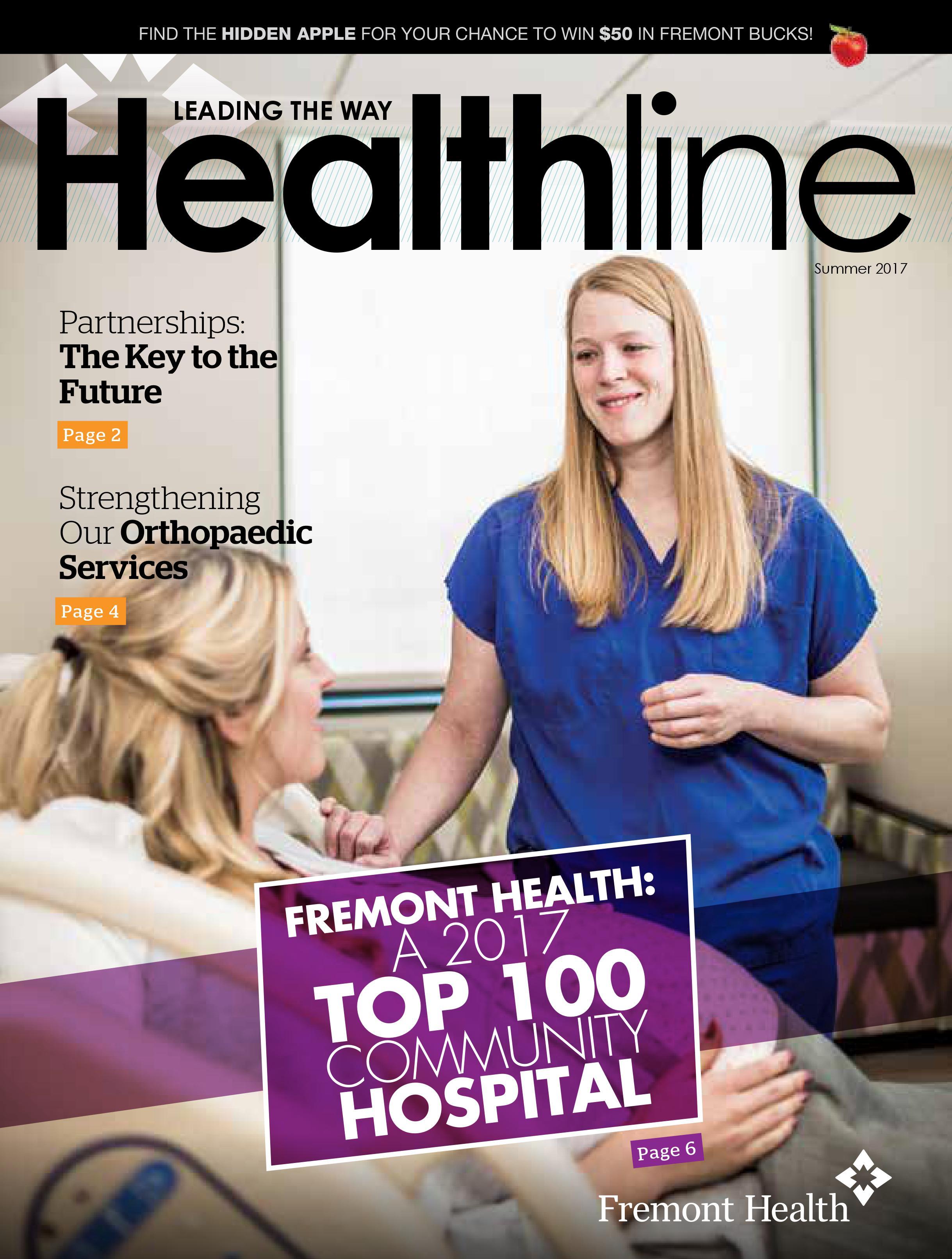 Healthline Summer 2017