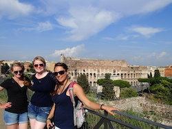 IFYE's in Rome