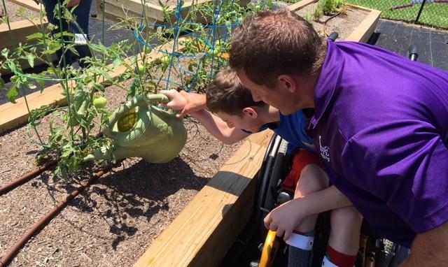 Gardening is great!