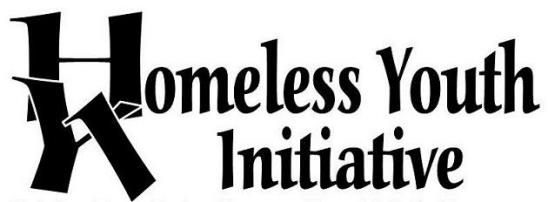 Homeless Youth Initiative Logo