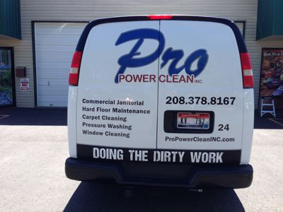 Pro Power Clean