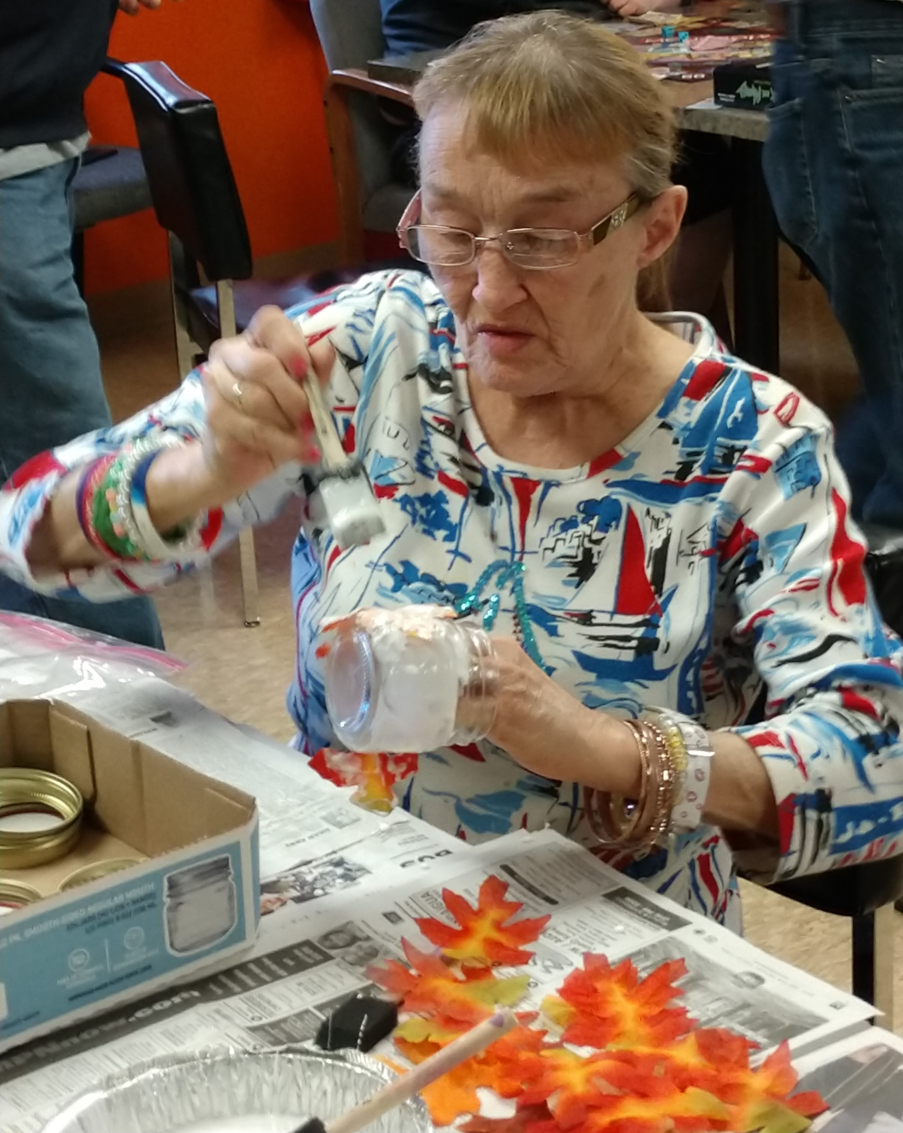 Social Adult Day Services