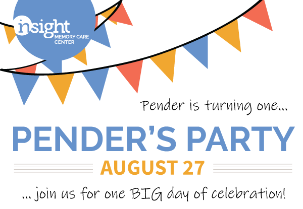 Pender's Party!