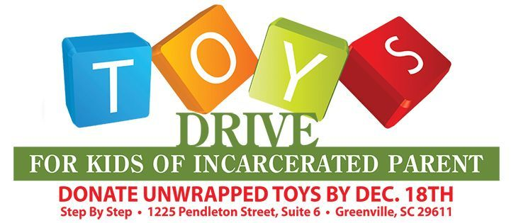 Toy Drive for Kids of Incarcerated Parent(s)