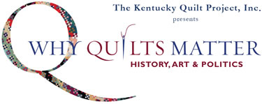 Tuesday Talk - Why Quilts Matter: History, Art & Politics - Episode 8