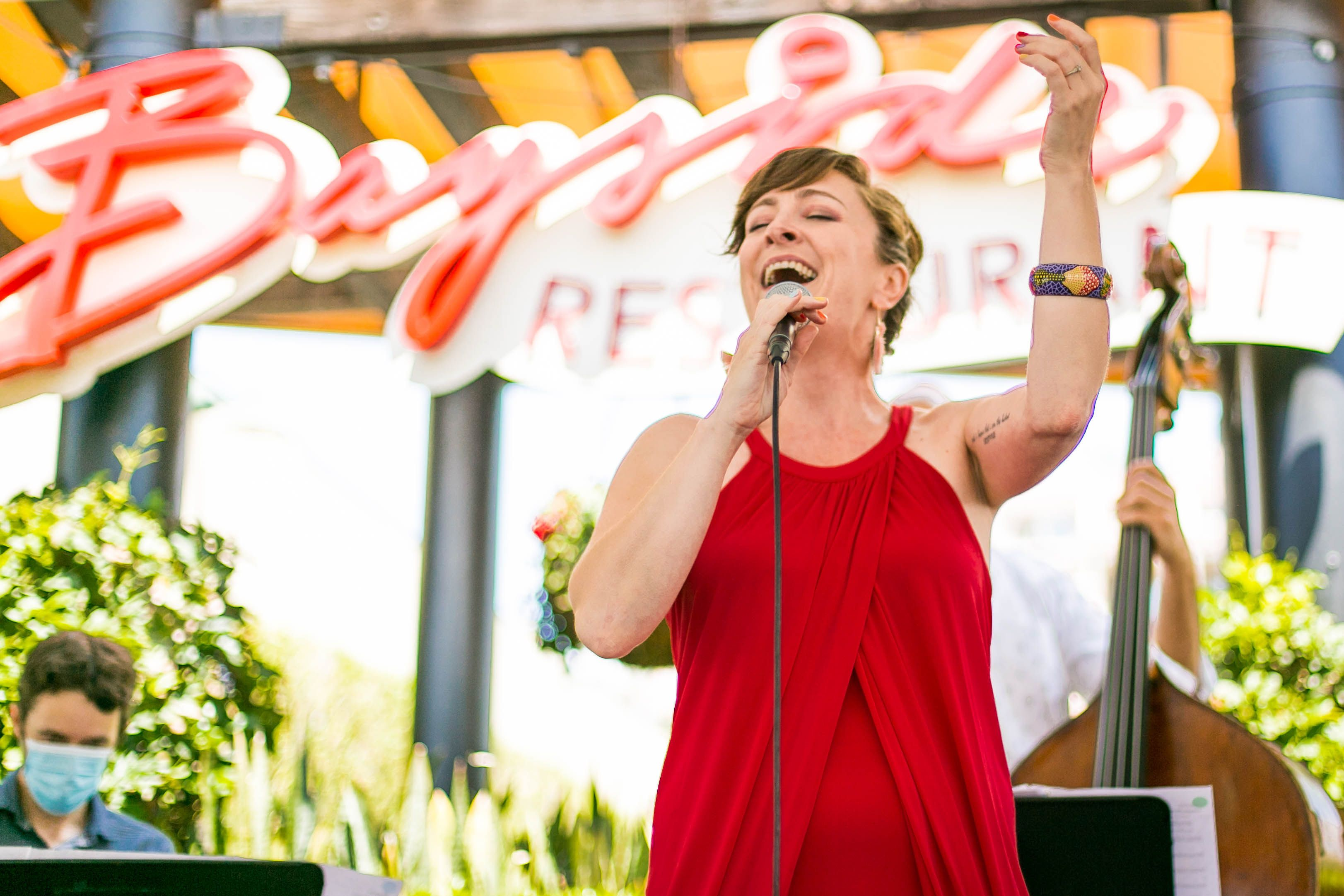 Barclay and Bayside are Serving Up a Weekly Jazz Lunch