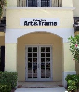 Palm City Art & Frame