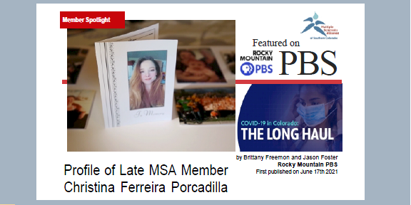 PBS Portrait of Christina Ferreira Porcadilla