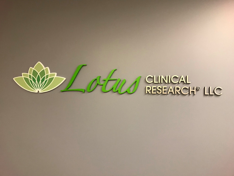 3D Lobby Logo Signs in Southern California