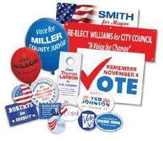 Political Campaign Materials