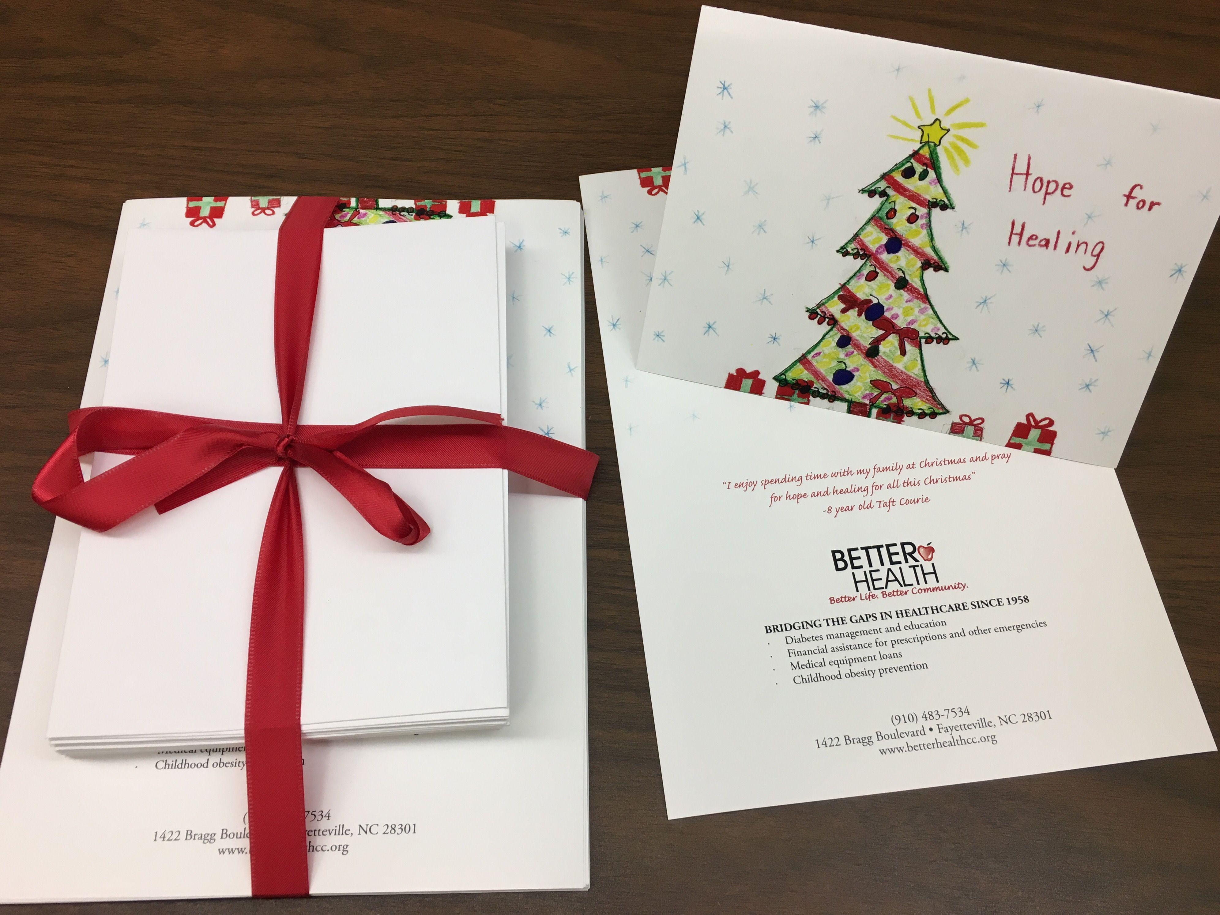 2016 Holiday Honor Card