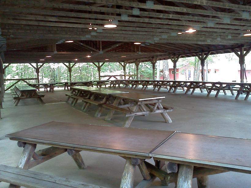 Dogwood Picnic Shelter III