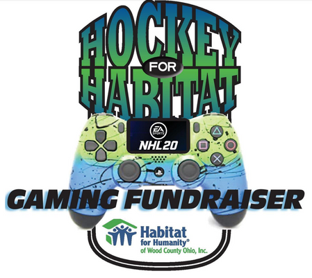 Hockey for Habitat Gaming Fundraiser