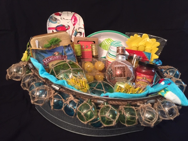 Margaritaville Basket