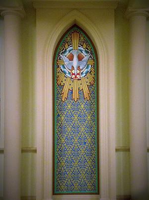 Baptismal Mural