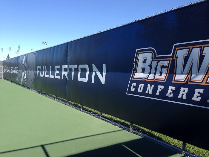 Tennis Court Wrap