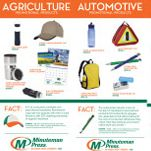 Promotional Product Range - Industry Related Vertical Markets