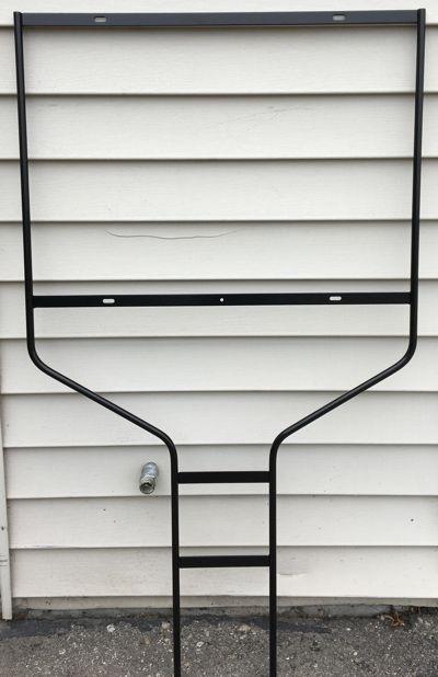 18 x 24 round rod frame