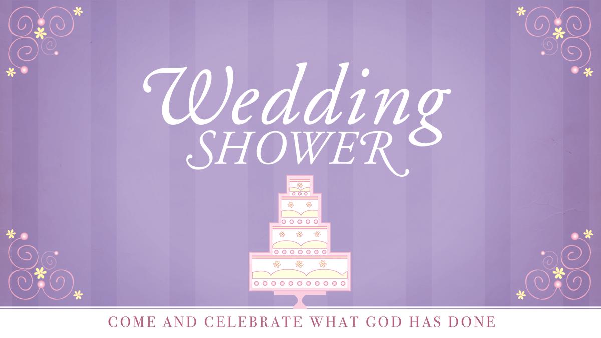 Wedding Shower for Julie Straube