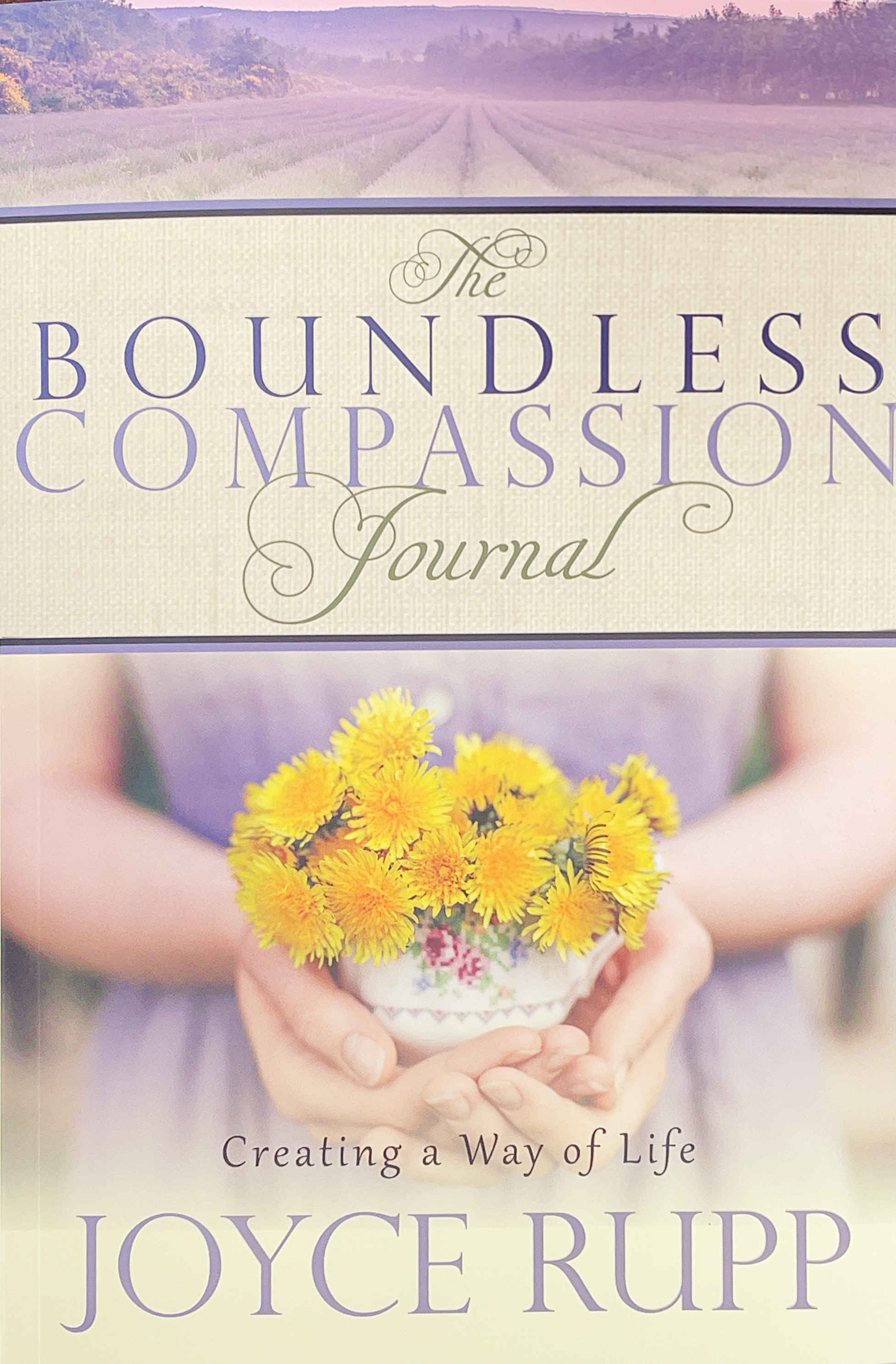 Boundless Compassion Journal (NEW)