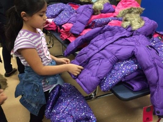 Bubba's Closet Keeps Students Warm