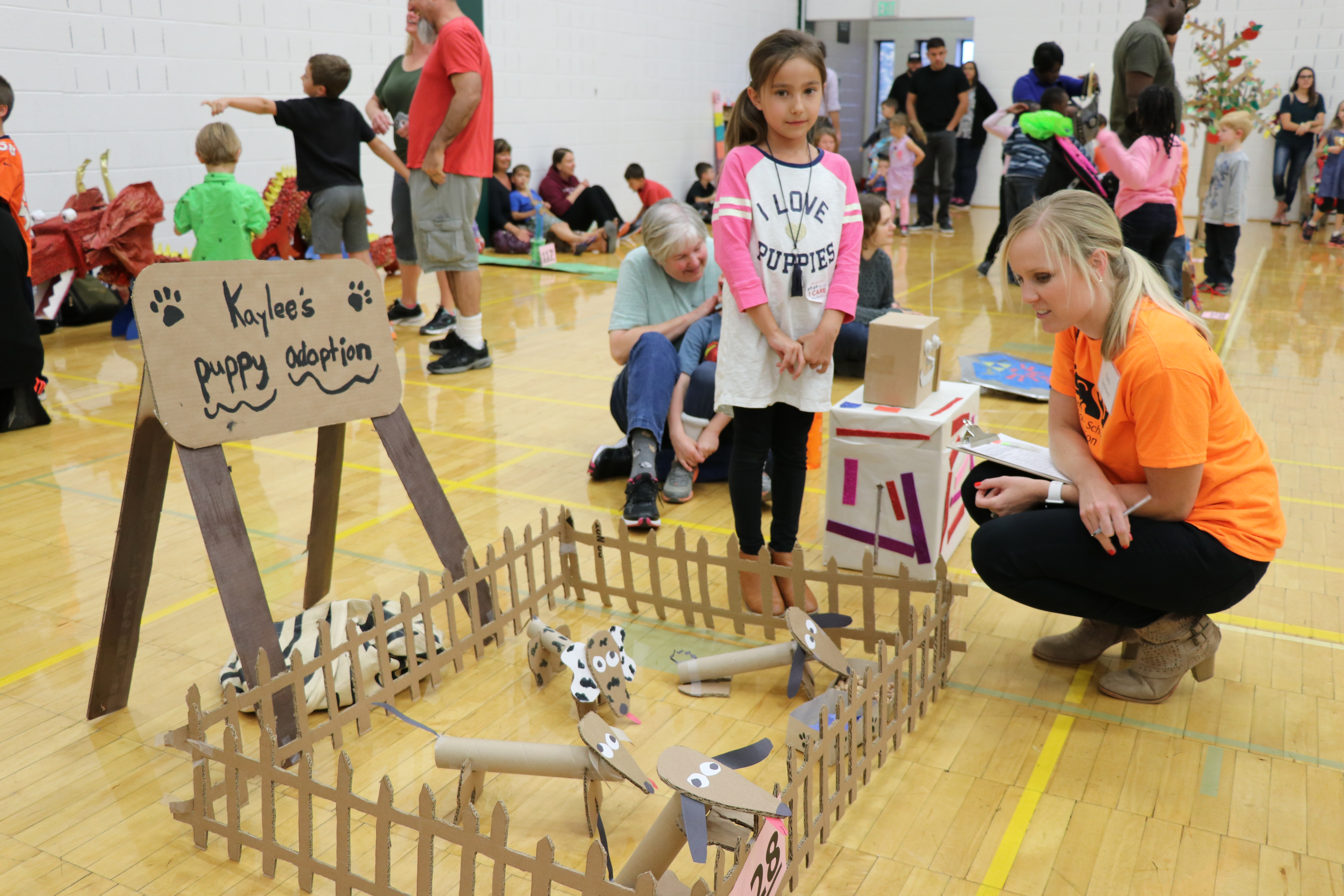 Open call for volunteer judges to participate in 6th Annual Cardboard Challenge