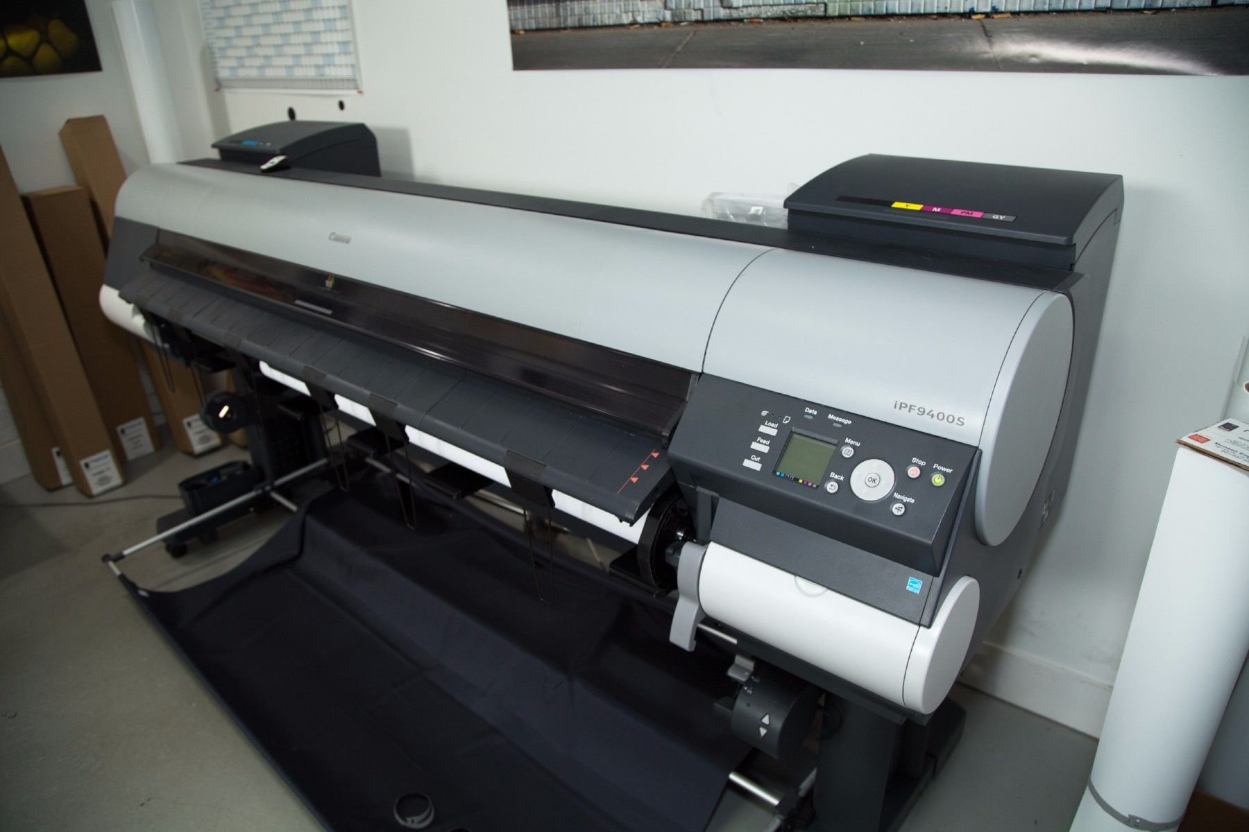 machine for wide format printing in salt lake city