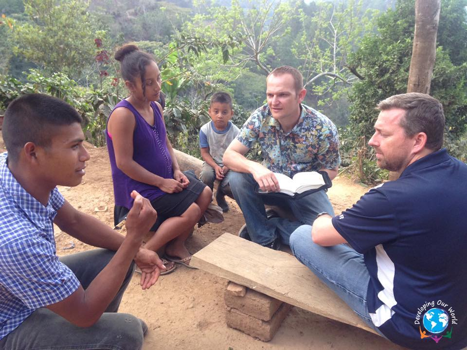Developing Our World's Discipleship Process