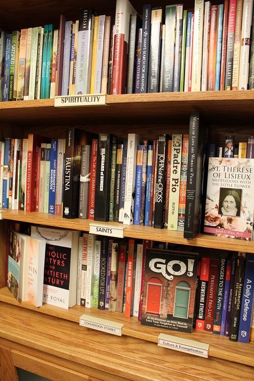 Books on Saints