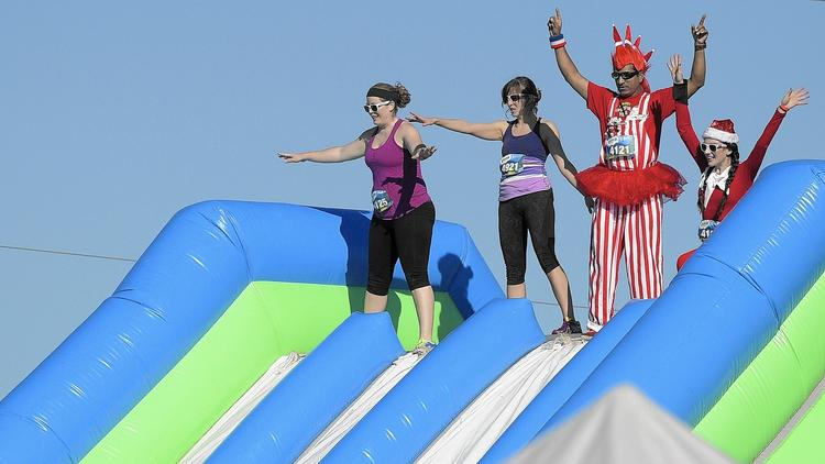 "The Great Inflatable Race-Promo Code ""MOSD2017"""