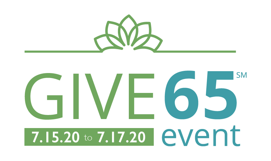Give65: July 15 to July 17