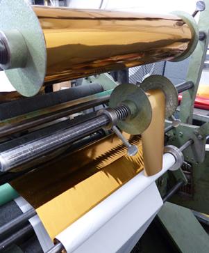 Letterpress Foil